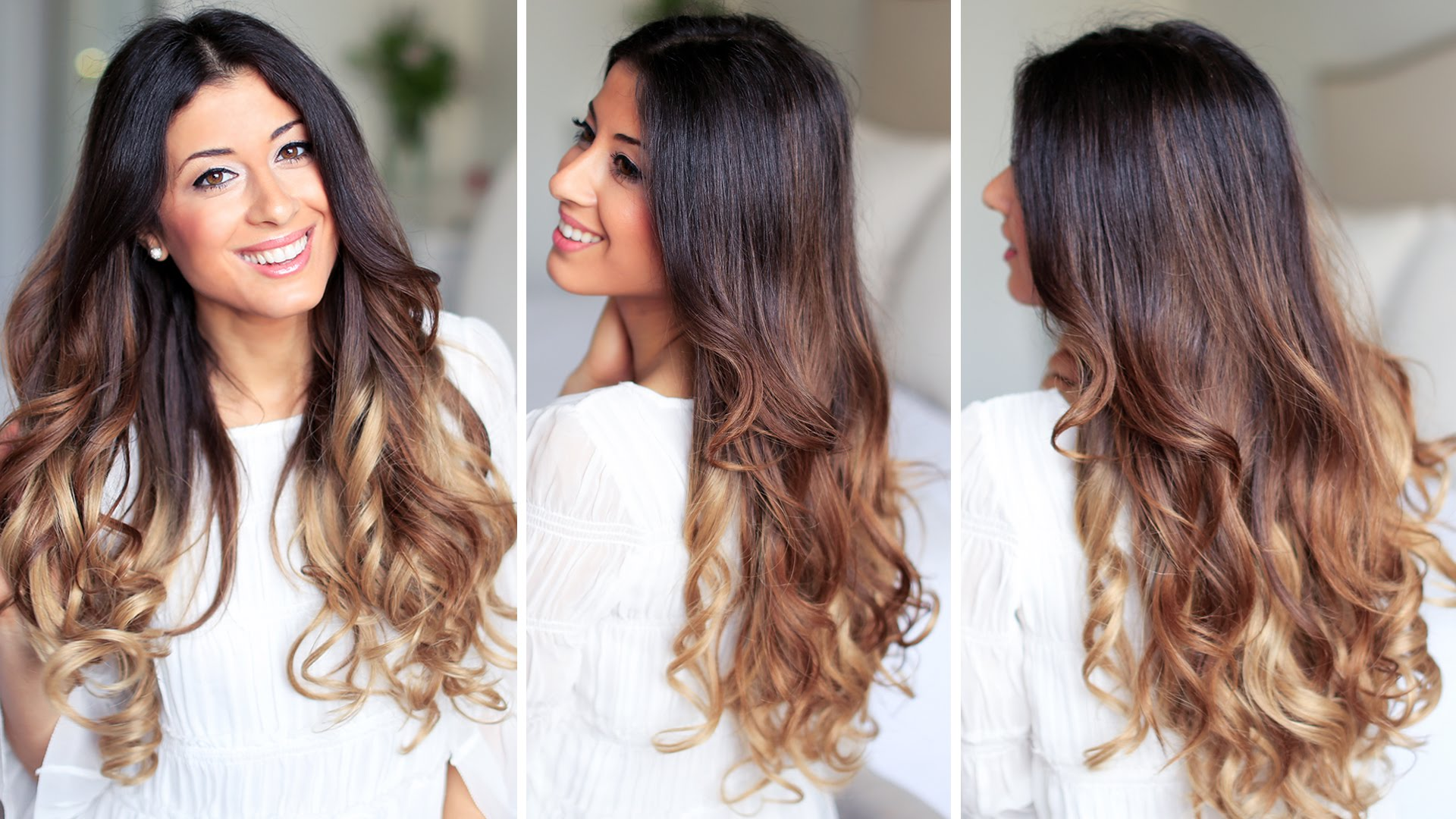 Top Ten Hairstyle Options for Ladies with Long Curly Hair